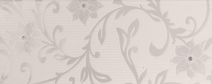 Allure Crema Crystal B 20x50, keramičke pločice