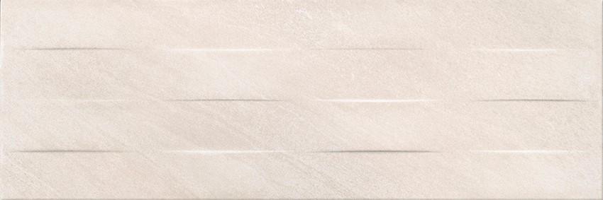 Volpino Avorio Dec. Waves 20x60, keramičke pločice